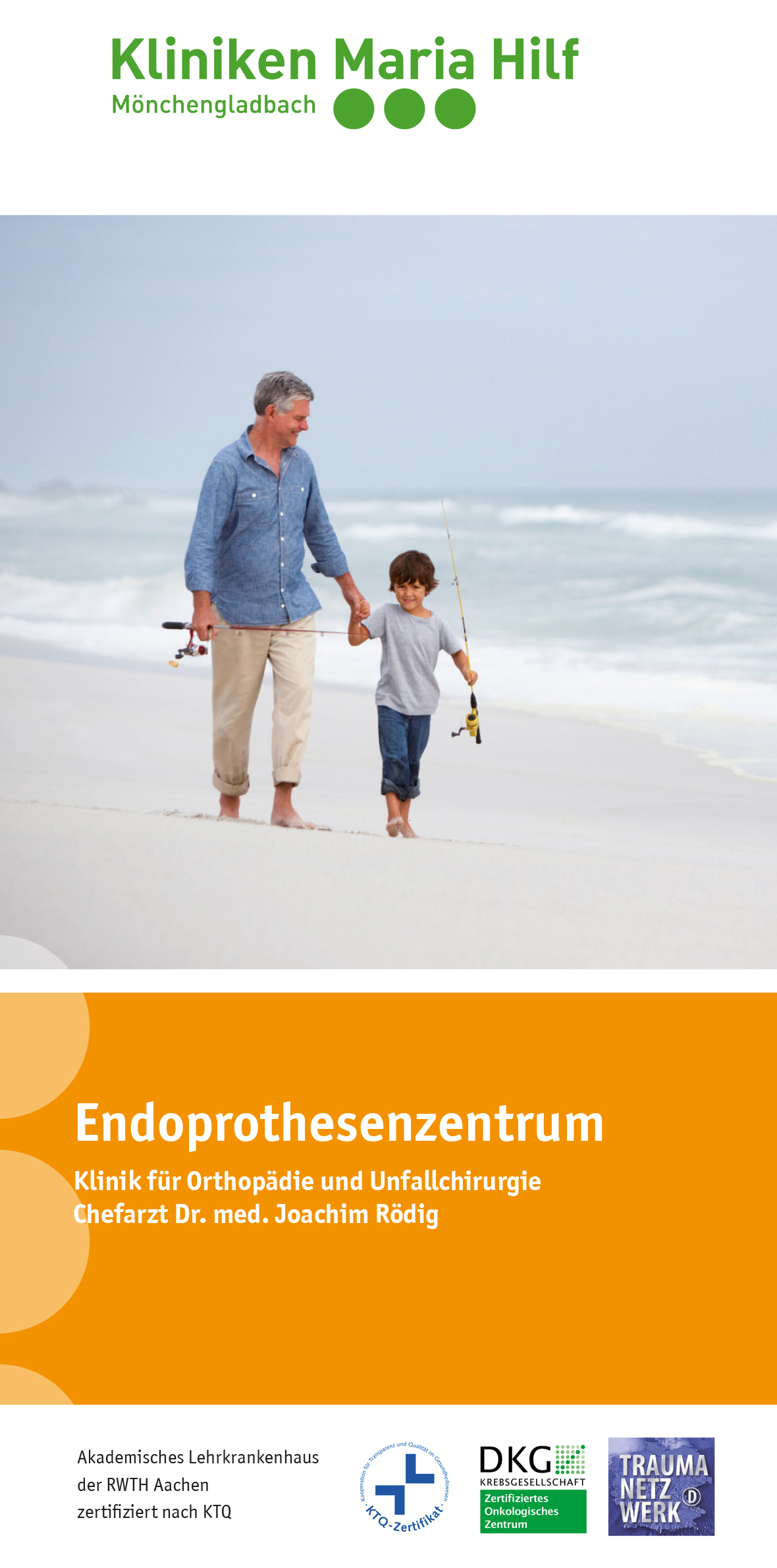 Flyer Endoprothesenzentrum