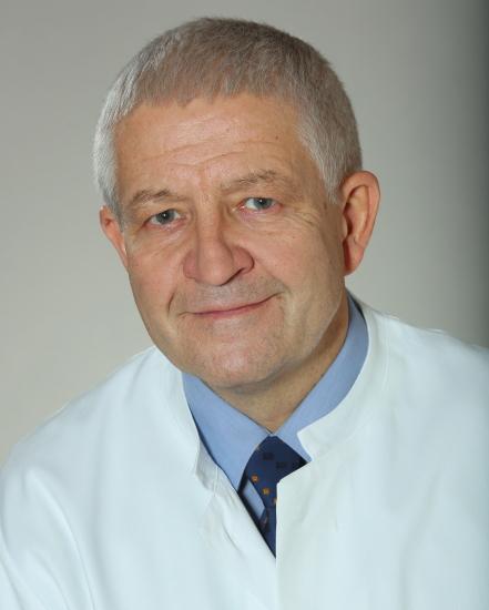 Anästhesie & Operative Intensivmedizin - Vita des Chefarztes
